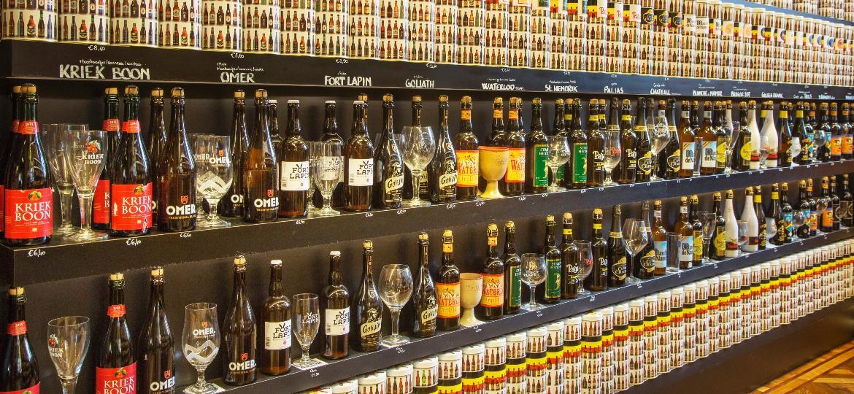 Paixão nacional belga, as cervejas agora também podem contribuir para a alimentação - Arterra/Universal Images Group via Getty Images