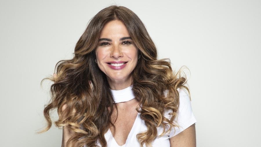 Luciana Gimenez - Divulgação