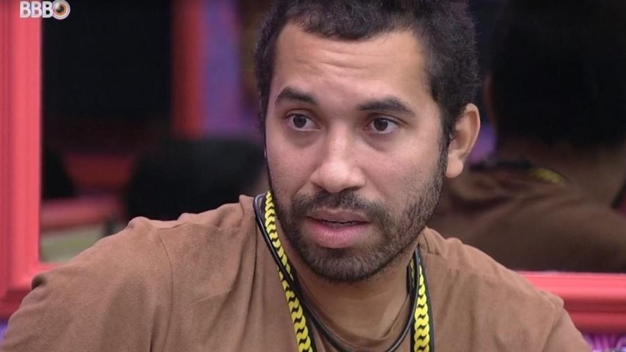 BBB 21: Gilberto ouve opiniões de Arthur, Pocah e Fiuk sobre Viih Tube - Reprodução/ Globoplay