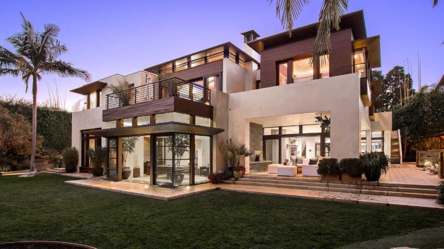 A casa do ator passou nove meses no mercado antes que a venda pudesse ser finalizada - Reprodução/The Agency