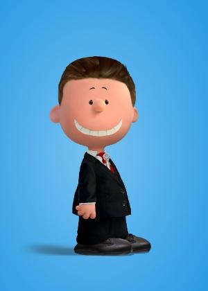 """Versão de Silvio Santos animado  feita pelo diretor de """"Snoopy & Charlie Brown - Peanuts, O Filme"""", Steve Martino  - Divulgação"""