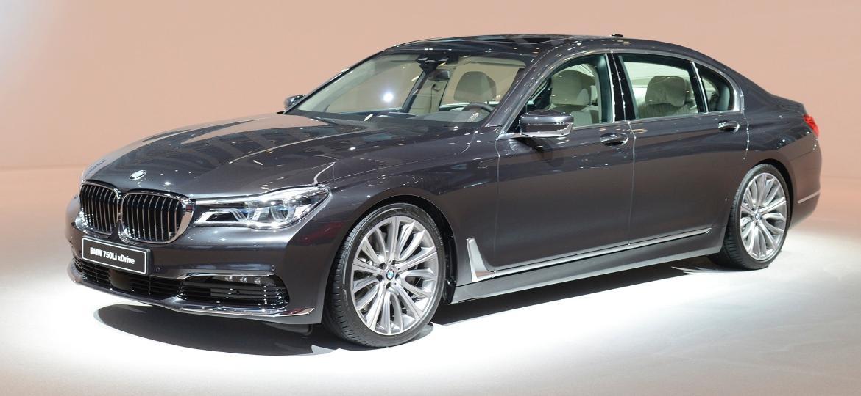 BMW Série 7 2016 - Newspress