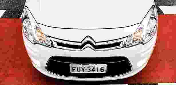 Citroën C3 1.2 PureTech 2017 - Divulgação - Divulgação