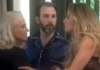 """""""Adorei levar uns tapas"""", diz Grazi sobre briga com Vera Holtz em novela - Divulgação/Gshow"""