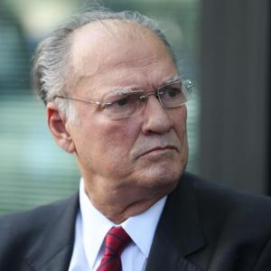O ex-ministro da Cultura, Roberto Freire