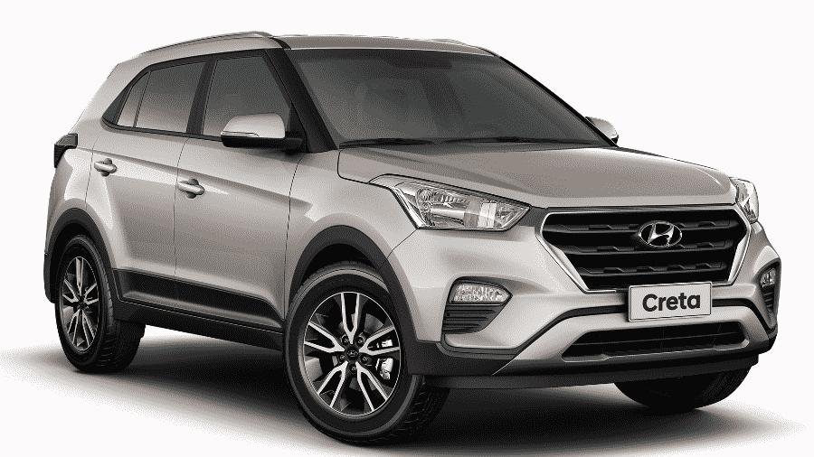 Hyundai Creta Pulse Plus - Divulgação