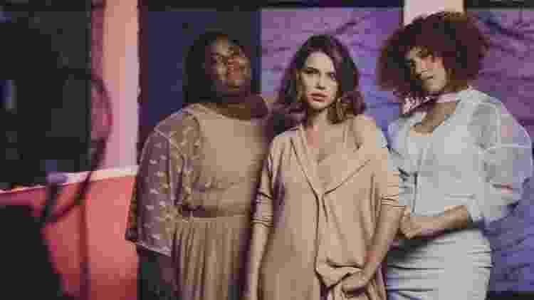MC Carol, Bruna e Candy nos bastidores da campanha para a Avon - @avonbrasil