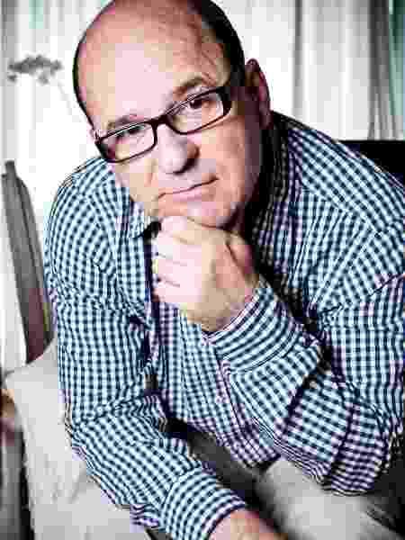 O escritor Luiz Ruffato - Alessandro Shinoda/Folhapress