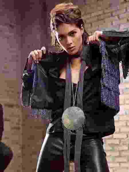 Marcella Maia construiu uma carreira internacional como modelo e pretende investir na vida de atriz - Divulgação - Divulgação