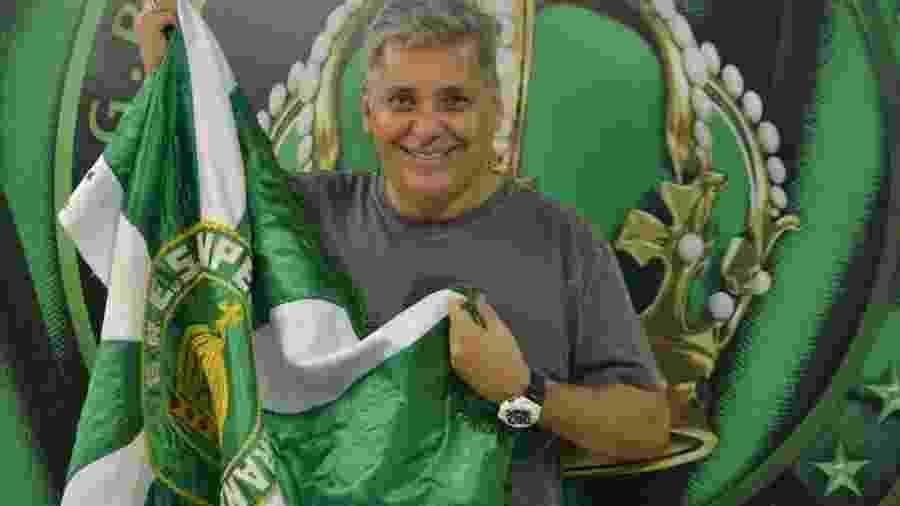 O carnavalesco Paulo Menezes - Divulgação