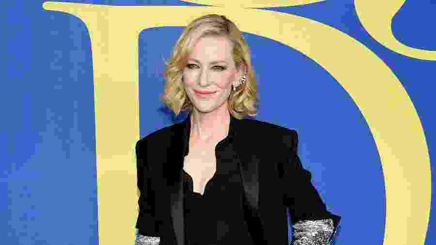 Cate Blanchett no CFDA Awards - Getty Images