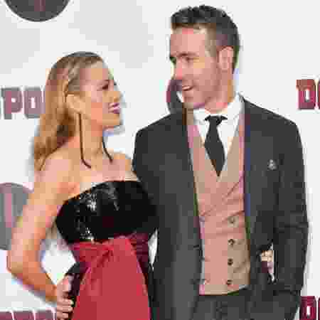 Blake Lively e Ryan Reynolds - Michael Loccisano/Getty Images
