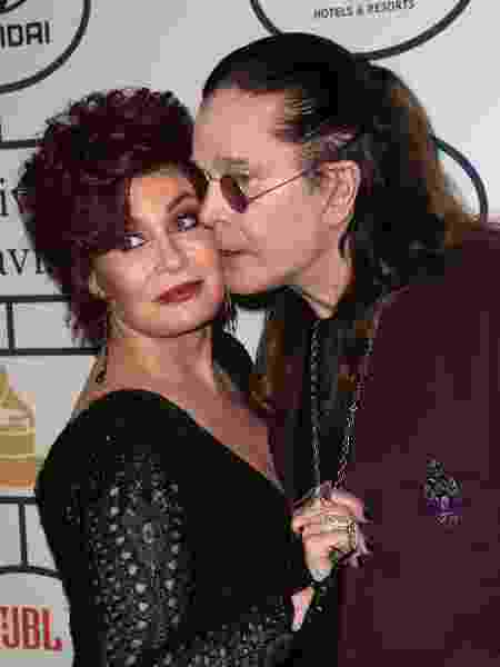 Sharon e Ozzy Osbourne - Frederick M. Brown/Getty Images