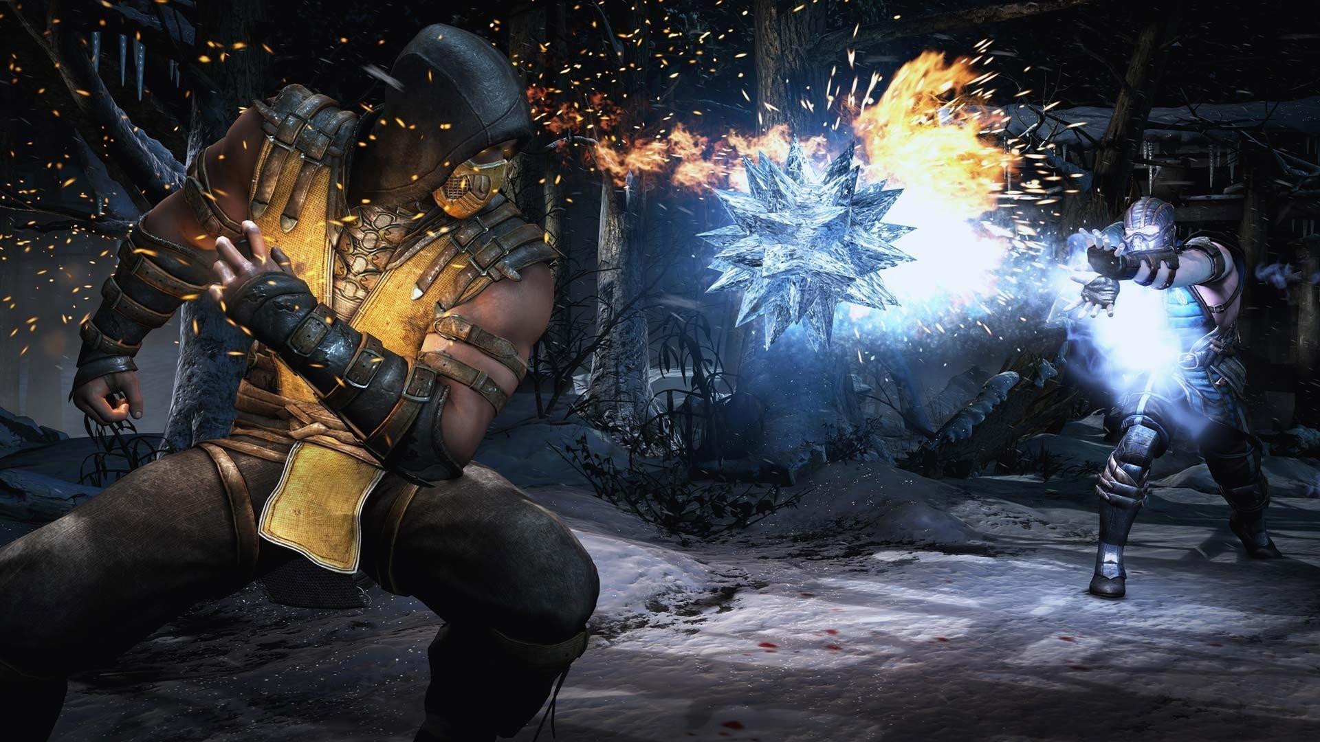 fatality do scorpion mortal kombat x