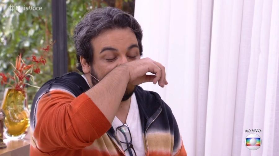 Luis Lobianco - Reprodução/Globo