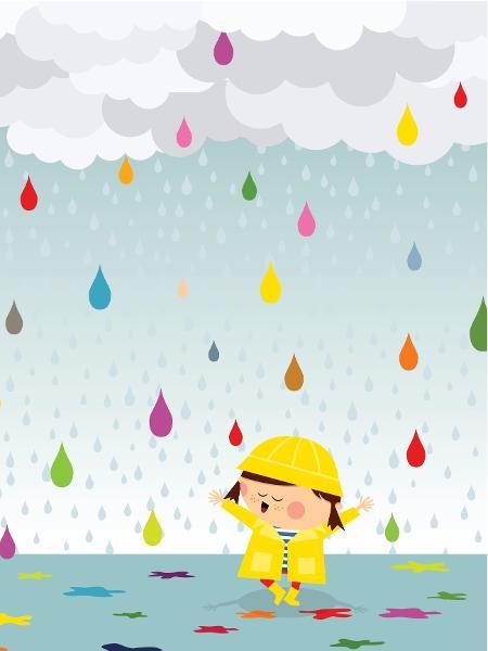 Barulho de chuva pode ajudar a acalmar e afastar a ansiedade  - iStock