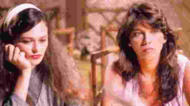 """Em """"Vale Tudo"""" (1988), o casal Laís e Cecília teve diálogos censurados - Divulgação - Divulgação"""