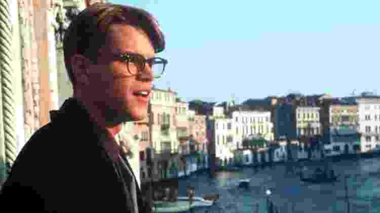 """Matt Damon em cena de """"O Talentoso Ripley"""" - Divulgação - Divulgação"""