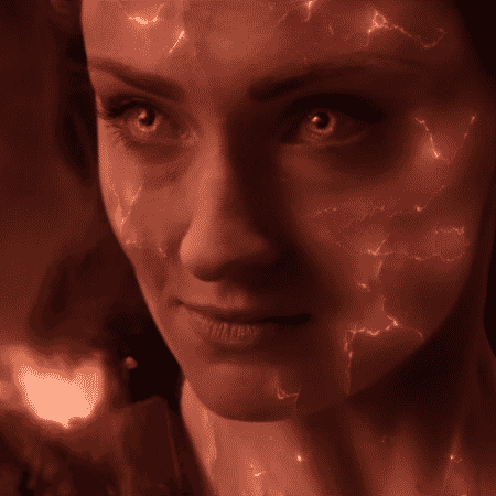 Jean Grey, a Fênix Negra do filme que estreia em junho - Reprodução/Youtube