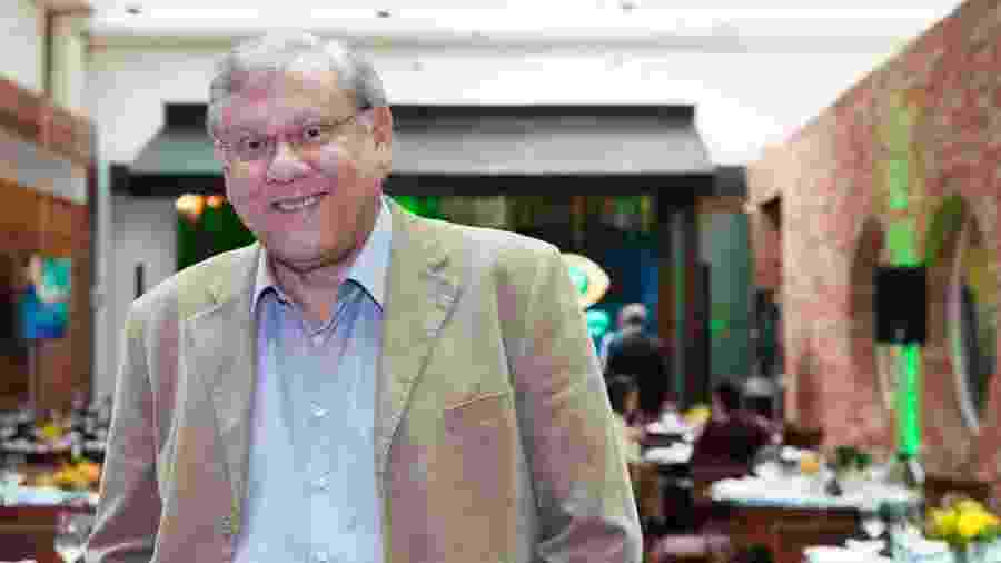 O radialista, apresentador, publicitário e empresário Milton Neves, da Band - Divulgação