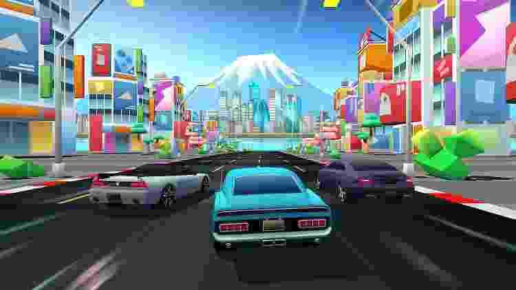 Horizon Chase Turbo 2 - Reprodução - Reprodução