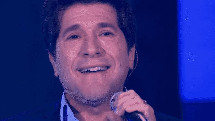 Daniel se apresenta no The Voice Brasil - Reprodução/TV Globo