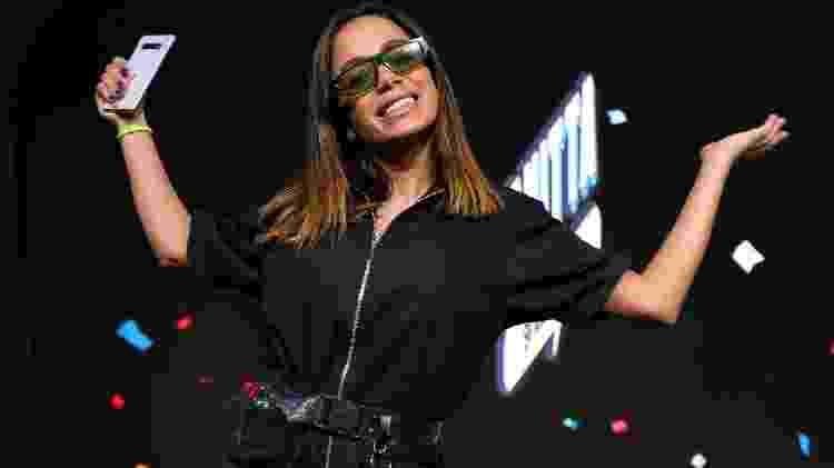 Anitta - Carlos Cardeal Jr./ Divulgação Multishow