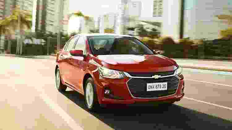 Chevrolet Onix Plus -  -