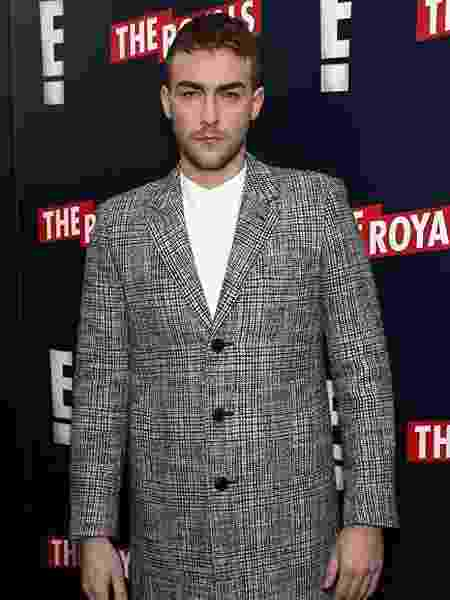 O ator Tom Austen em evento da série The Royals - Divulgação/IMDb
