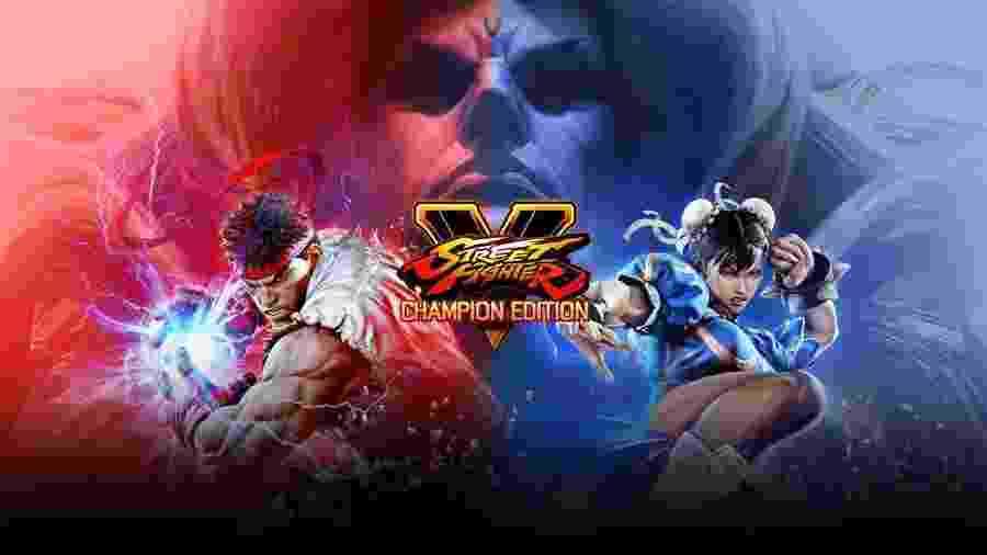 Street Fighter V Champion Edition é nova versão do jogo de luta - Divulgação