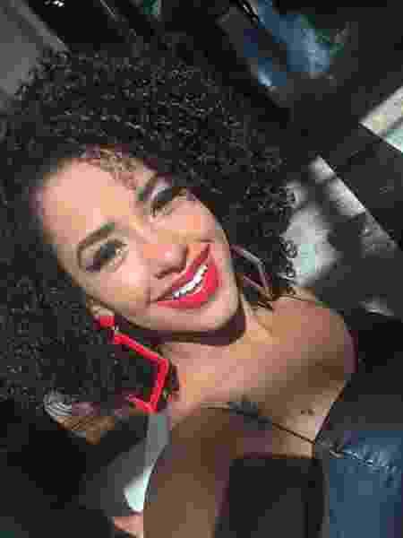 Jennyfer Oliver, cantora sertaneja que participou do Programa do Sílvio Santos - REPRODUÇÃO/INSTAGRAM