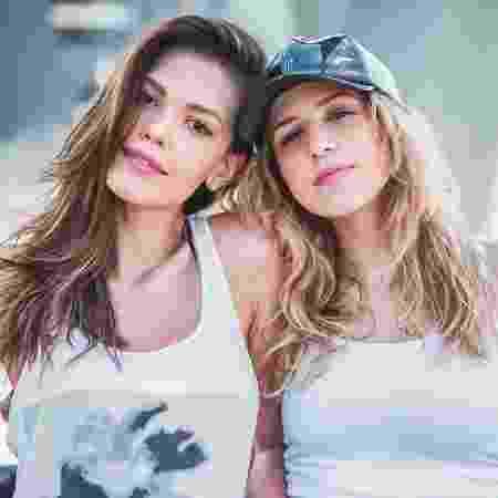 Vitória Strada e Marcella Rica estão juntas há nove meses - Reprodução/Instagram - Reprodução/Instagram