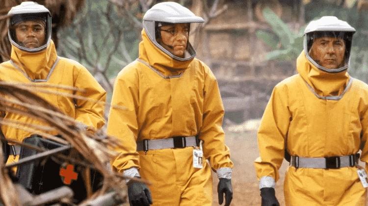 """Cena do filme """"Epidemia"""" - Reprodução"""