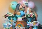 Ex-BBBs Fran e Diego Grossi reforçam cautela com gravidez na quarentena (Foto: Reprodução/Instagram)
