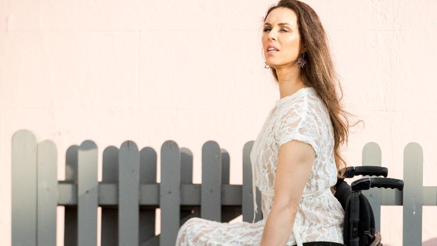 Samanta Bullock, 41 anos: cadeirante, ex-jogadora de tênis, modelo e empresária - Daniela Luquini