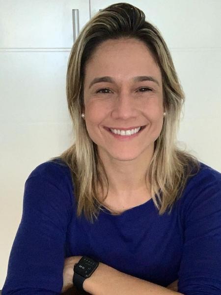 Fernanda Gentil homenageia Faustão - Reprodução/Instagram