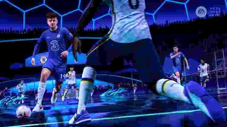 FIFA 21 Volta - Divulgação/EA - Divulgação/EA