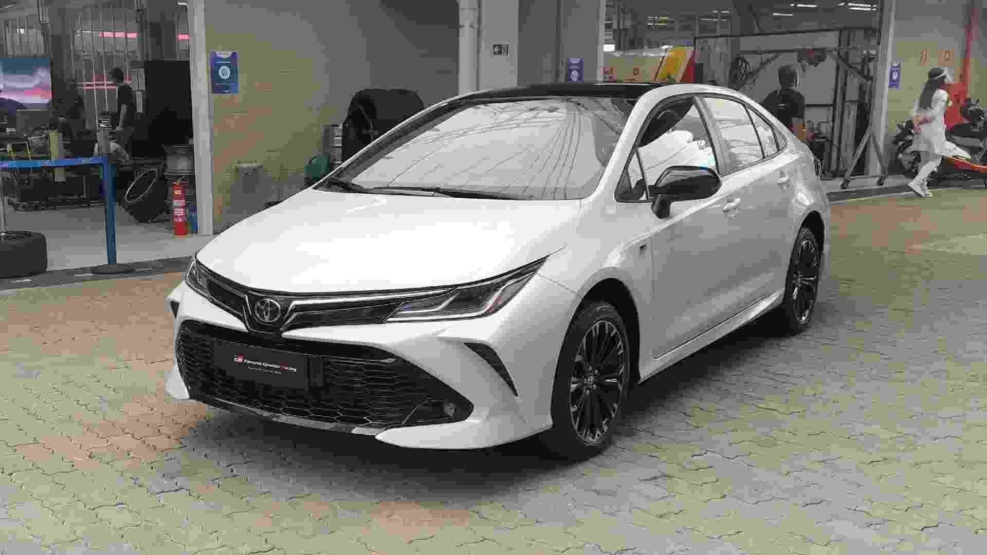 Toyota Corolla GR-S - Vitor Matsubara/UOL