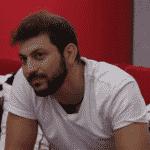 BBB 21: Caio no cinema do líder de Viih Tube - Reprodução/Globoplay