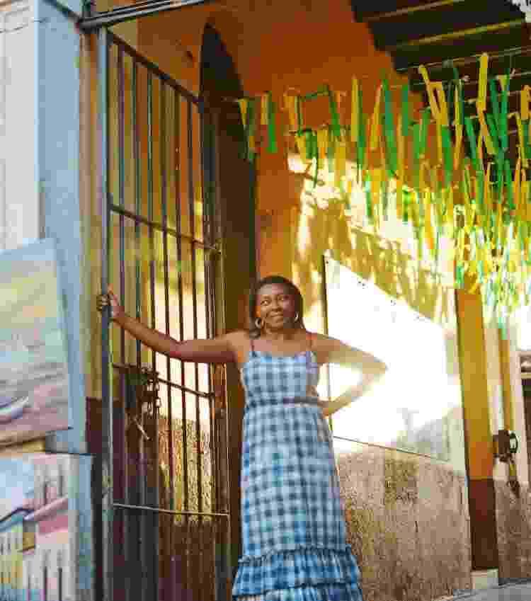 Celia Rossetti: à frente do buffet de São Luís que leva o seu nome - Reprodução Instagram - Reprodução Instagram