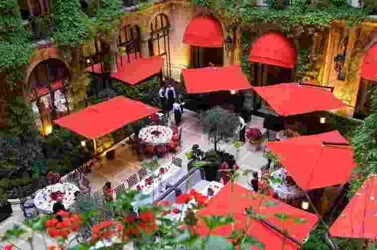 Hôtel Plaza Athénée, em Paris (5) - Divulgação - Divulgação