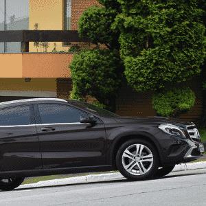 Mercedes-Benz GLA 200 Vision - Murilo Góes/UOL