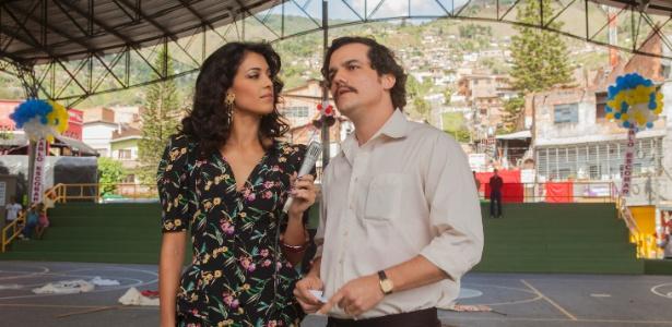 """""""Narcos"""" retorna em setembro - Divulgação/Netflix"""
