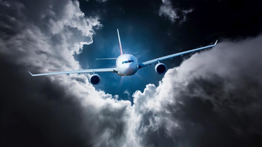 Aviões foram usados como cenário em diversas produções cinematográficas - Getty Images