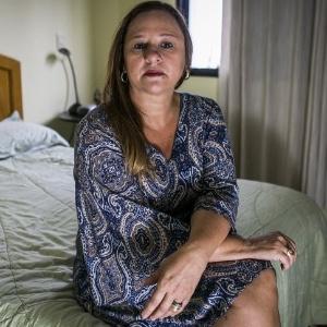 Patrícia sofreu uma perda gestacional aos nove meses de gravidez - Bruno Santos/UOL