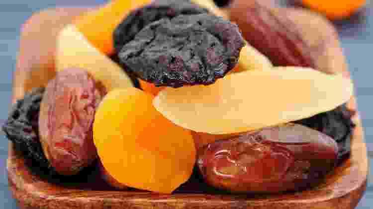 Frutas secas - iStock - iStock