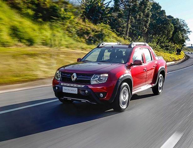 Não há modificações visuais, mas Renault mudou muita coisa na linha de SUV e picape - Divulgação