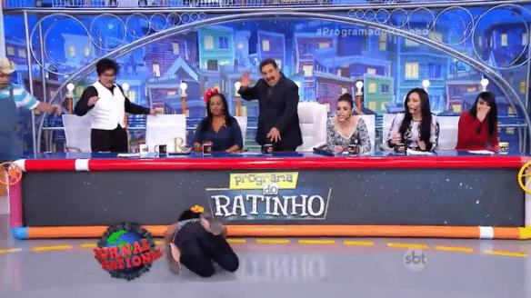 22.jul.2016 - Ratinho