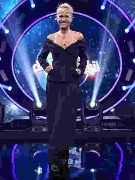 "Xuxa apresenta o reality ""Dancing Brasil"", na Record - Anderson Borde/AgNews - Anderson Borde/AgNews"