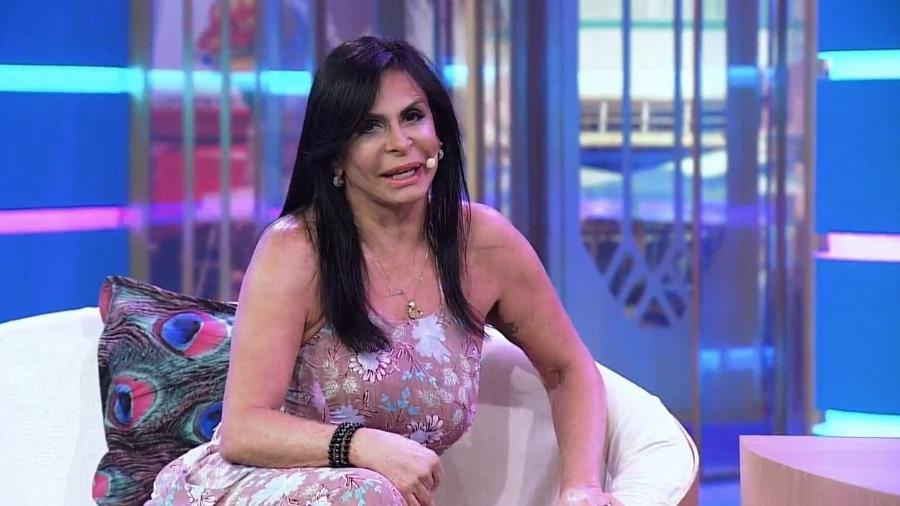 """Gretchen no """"Ferdinando Show"""" - Reprodução/MultiShow"""